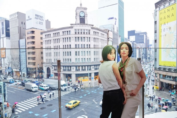 「GINZA PLACE presents OH MY SISTER! -広瀬姉妹・写真展-」