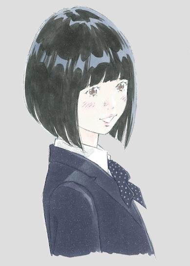 福田さんが挑戦したキャラクター、アイコ
