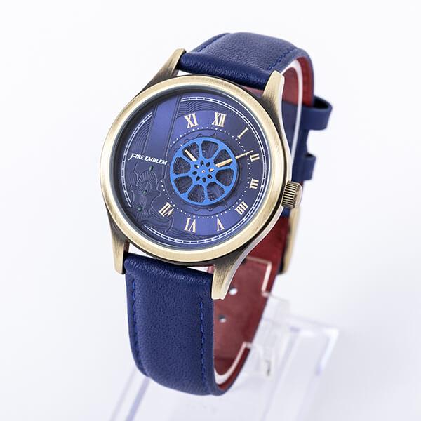 蒼炎の軌跡_腕時計