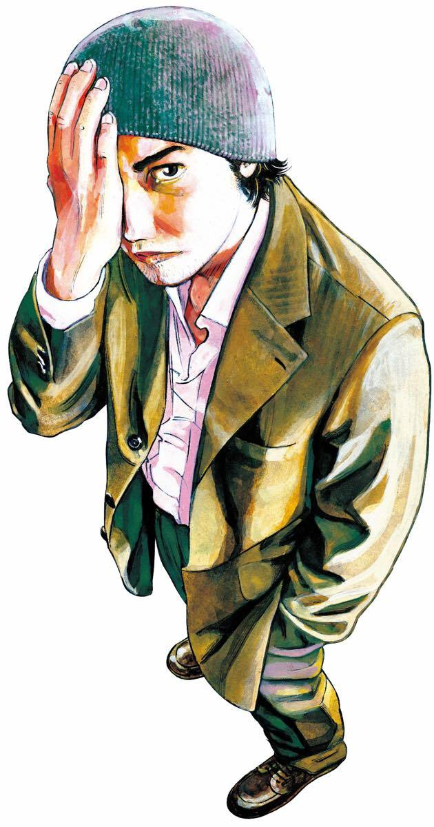"""山本英夫『ホムンクルス』実写化 人間の歪みを""""異形""""として描くカルト漫画"""