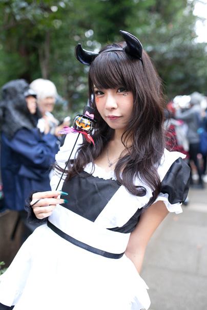 ねこみみここ子さん Photo by Diora2