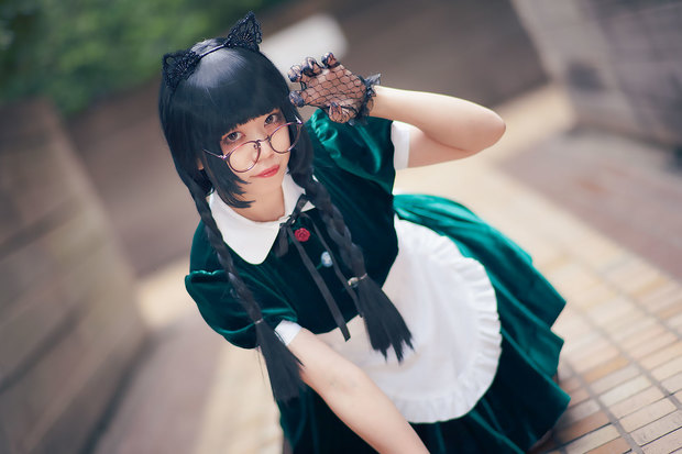 瑞乃さん(オリジナル)Photo by Diora2