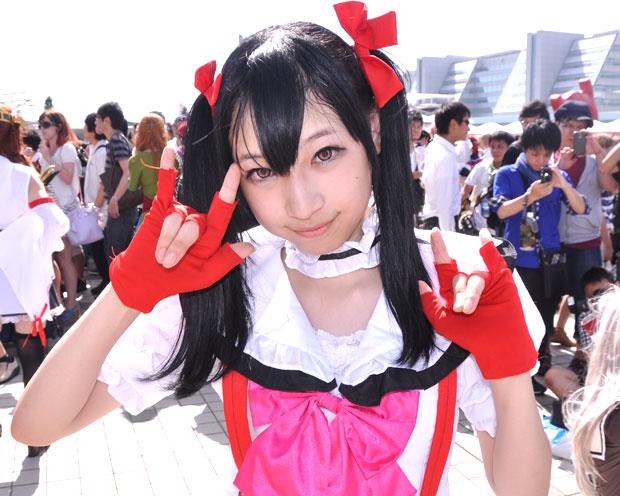 ラブライブ!_矢澤にこ_こしゅか。さん2