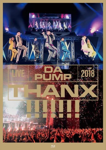DA PUMP『LIVE DA PUMP 2018 THANX!!!!!!!』
