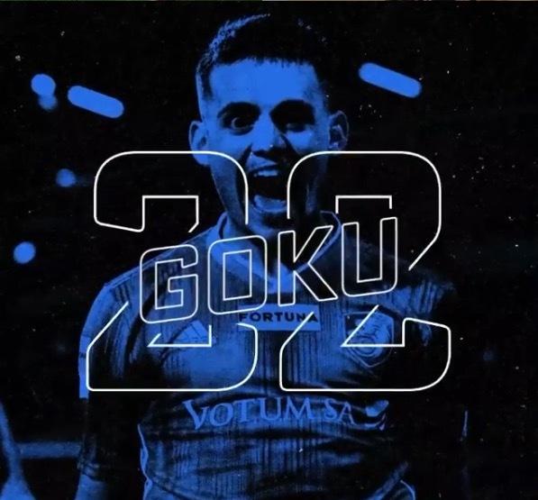 「オラ、悟空!」スペイン人サッカー選手がGOKUに改名 実は真剣なその理由