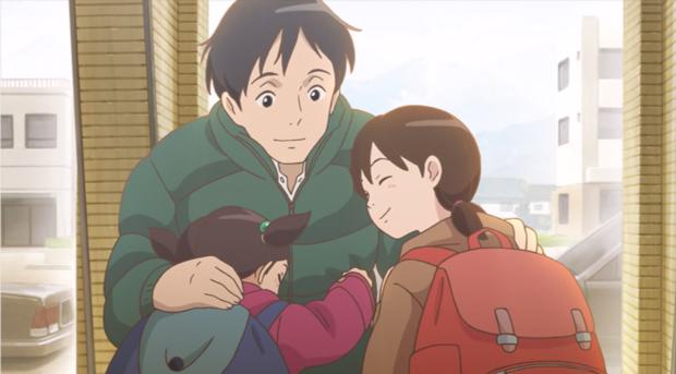父を思う娘のみそしるが沁みる──マルコメの泣けるアニメCM第2弾公開