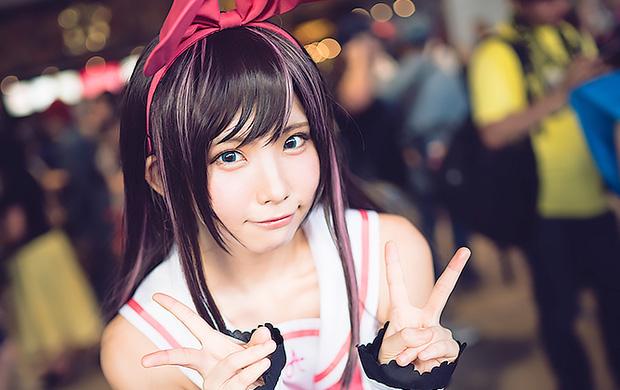 「コスサミ2017」美女コスプレイヤー激写祭り! 日本の夏、コスプレの夏
