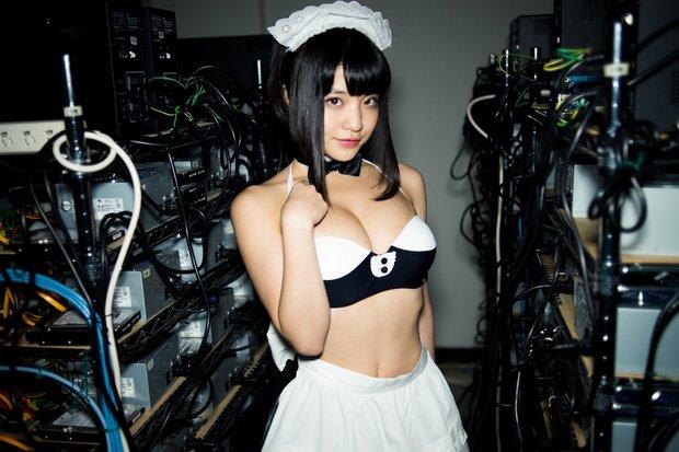 根本凪さん(虹のコンキスタドール)Photo by 時永大吾