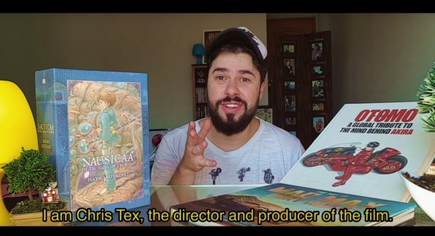 『WIND PRINCESS』監督のクリス・テックスさん