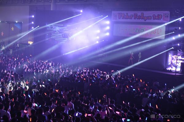 ニコニコ超会議_ライブステージの様子