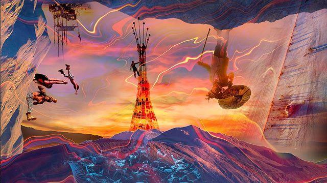 砂漠の祭典「バーニングマン」ネット開催へ 日米の大イベントがバーチャルに見出す可能性