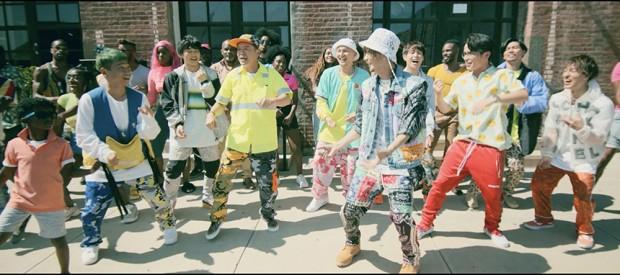 「P.A.R.T.Y. ~ユニバース・フェスティバル~」MV 場面写真_4