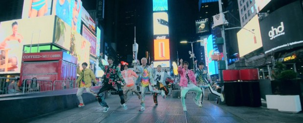 「P.A.R.T.Y. ~ユニバース・フェスティバル~」MV 場面写真_1
