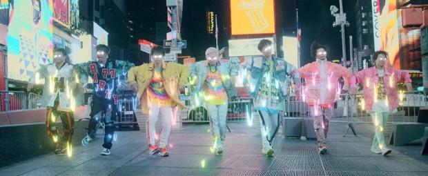 「P.A.R.T.Y. ~ユニバース・フェスティバル~」MV 場面写真_2
