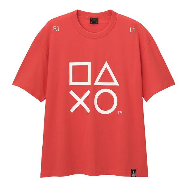プレステ×GUのコラボTシャツ 『みんなのゴルフ』『サルゲッチュ』のデザインも