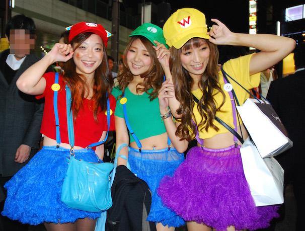 【写真】六本木ハロウィンパーティーに潜入! YouTuberたちの仮装も激写