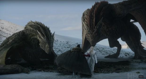 画像は「Game of Thrones | Season 8 | Official Trailer (HBO)」より