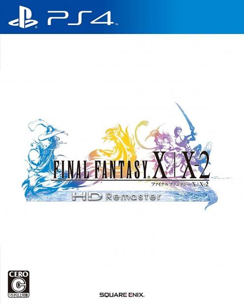 『ファイナルファンタジー X/X-2 HD Remaster - PS4』