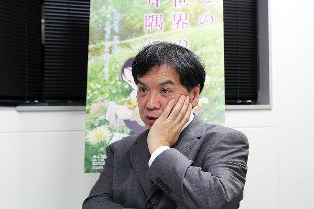 片渕須直監督/2016年のインタビューにて