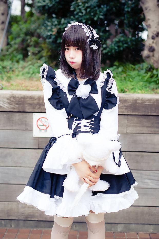 ゆいさん(オリジナル)Photo by Diora2