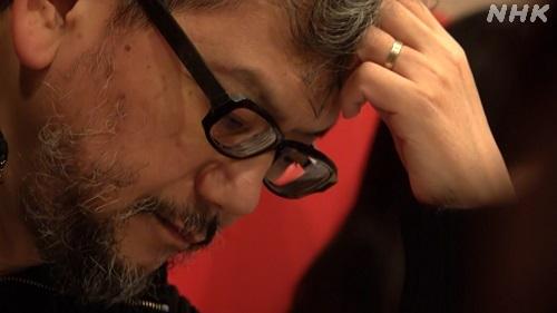 庵野秀明『シン・エヴァ』制作現場に4年密着 NHK『プロフェッショナル』で放送