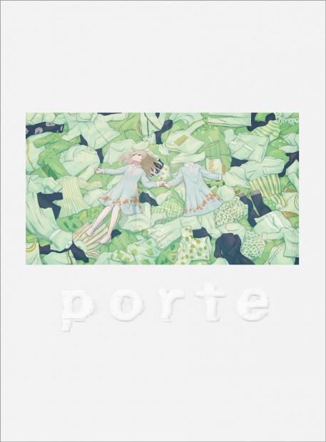 『porte』初回限定盤 (オリジナルノート付)