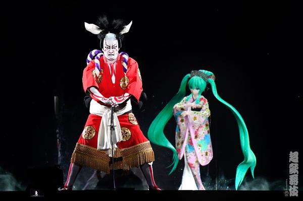 超会議2019_「超歌舞伎」公演の様子