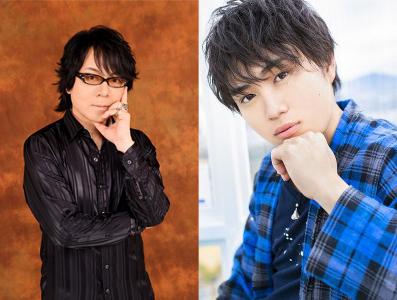 【追記】声優 速水奨と野津山幸宏「M-1」予選1回戦を突破 異色の新人コンビ躍進