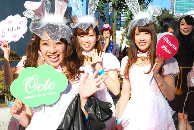 【写真+動画】六本木ハロウィン仮装パレードに潜入! ここは現代の桃源郷か