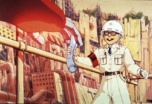 大友克洋、川尻善昭らによる3作品 WOWOW「80年代幻想アニメ」特集