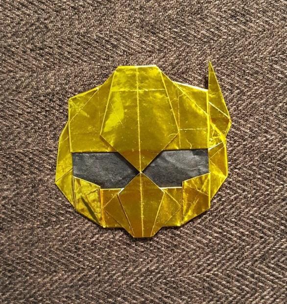Tatsumiさんのガンダム折り紙:百式