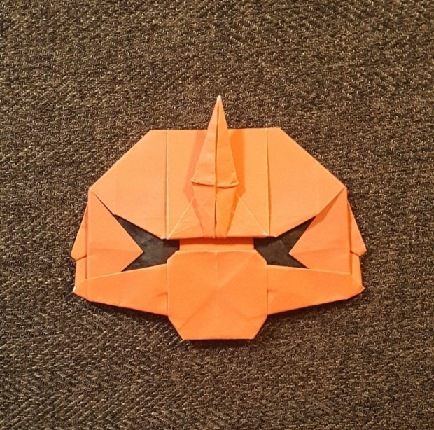 Tatsumiさんのガンダム折り紙:ゲルググ