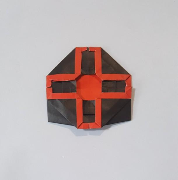 Tatsumiさんのガンダム折り紙:ドム