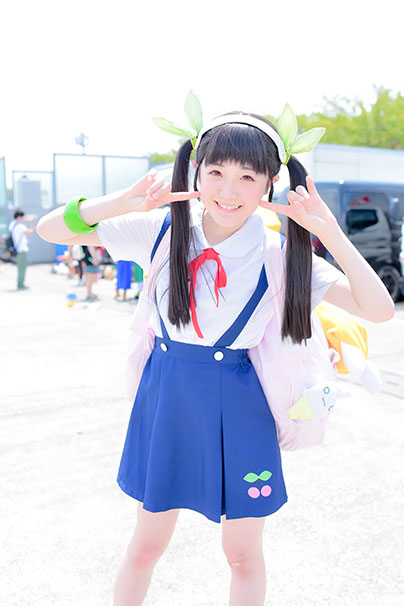 夏コミC88コスプレイヤー画像 しじみちゃんさん2