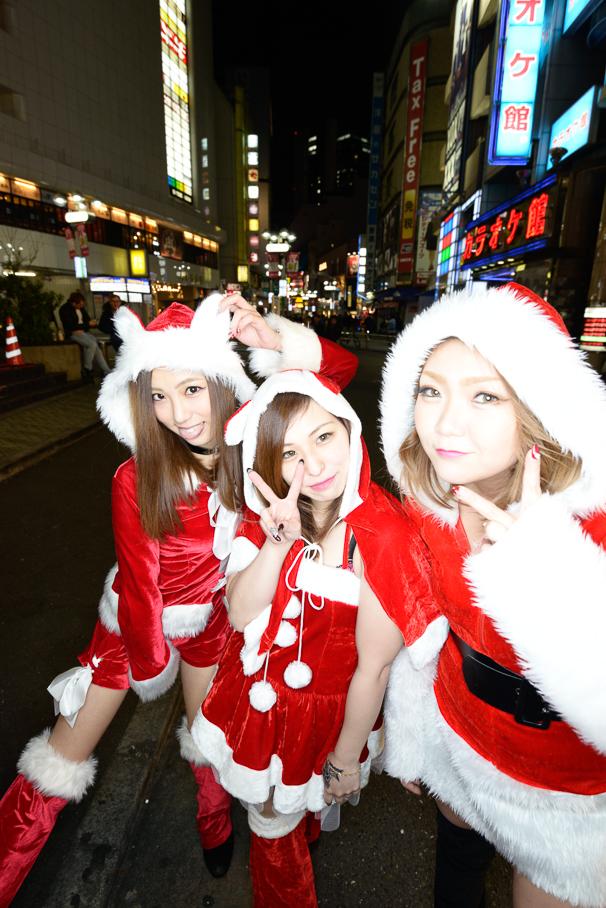 クリスマスは盛り上がった? 渋谷のギャルサンタ写真と共に振り返る