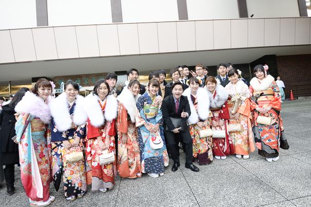 成人の日「渋谷区新成人を祝う会」 2