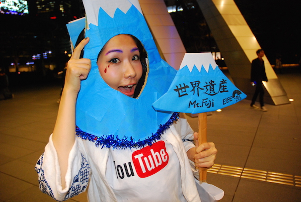 YouTube Space Tokyo「ハッピー・アワー」2