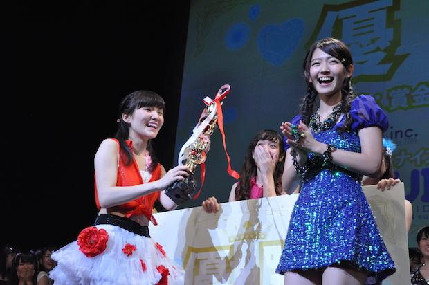 ℃-ute登場! 大量写真で振り返るJDアイドル日本一決定戦