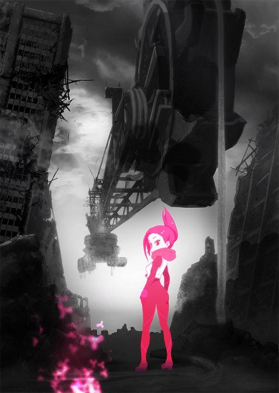 たつき監督『ケムリクサ』TVアニメ化 自主制作から地上波へ