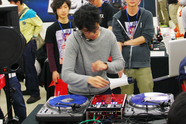 DJ濱さん