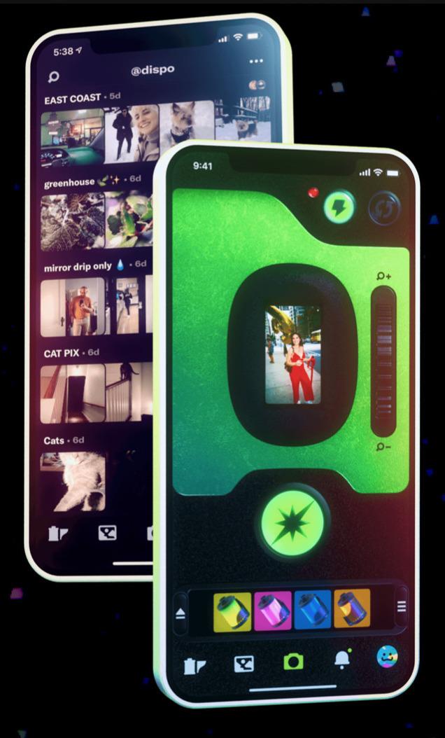 Clubhouseに続く招待制SNS「Dispo」 Instagramにはできない写真共有の新しい形