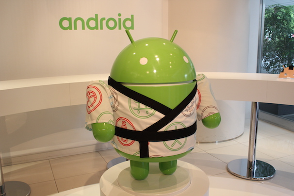 「Android Wear フォトブース」1