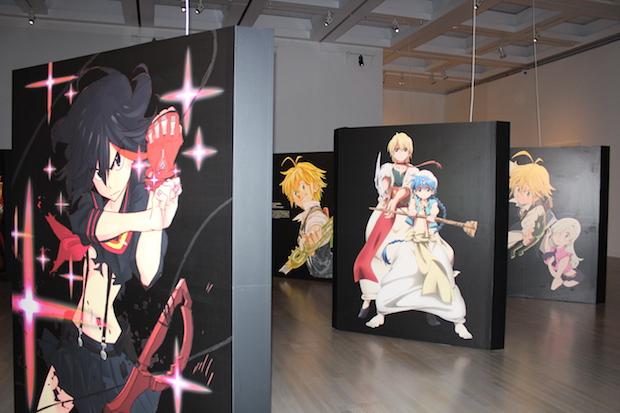 国立新美術館「ニッポンのマンガ*アニメ*ゲーム」レポート ポップカルチャーの歩んだ25年