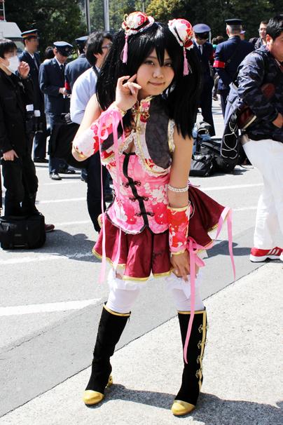 古都雅さんの「ラブライブ!」矢澤にこ コミケットスペシャル6コスプレ画像まとめ4b