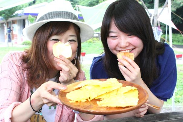焼きパイナップル2
