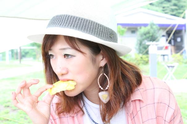 焼きパイナップル3
