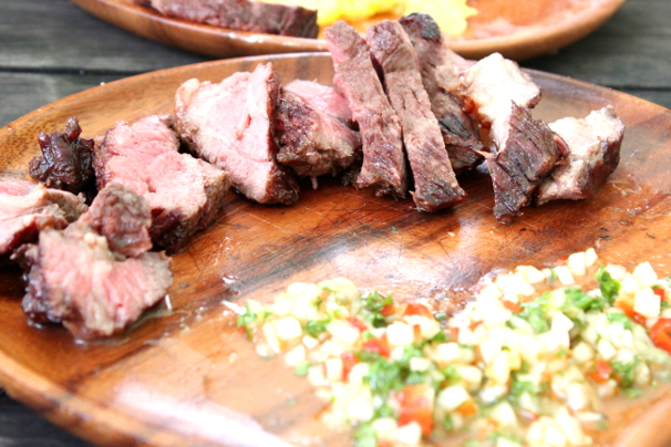 肉の中心部
