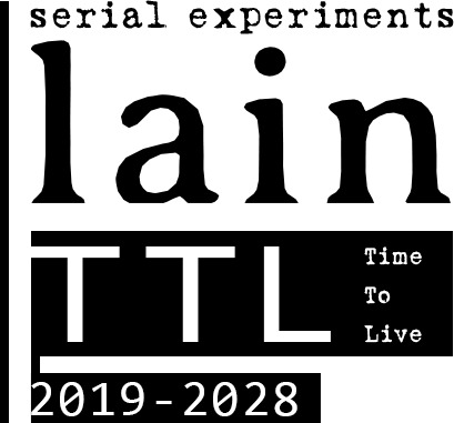 『serial experiments lain』商用可の二次創作ガイドライン 2028年まで