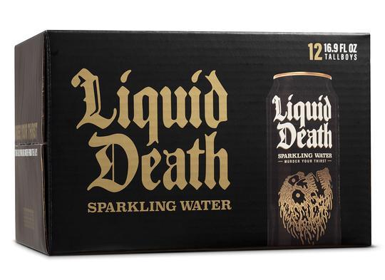 ただの飲料水「Liquid Death」がグイグイ来てる 仕掛人は元Netflixディレクター