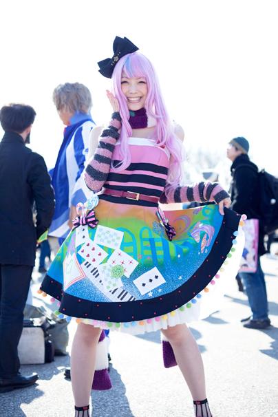 【C89】冬コミのコスプレイヤー 甲斐枝カエさん『フェアリーテイル・レクイエム』アリス